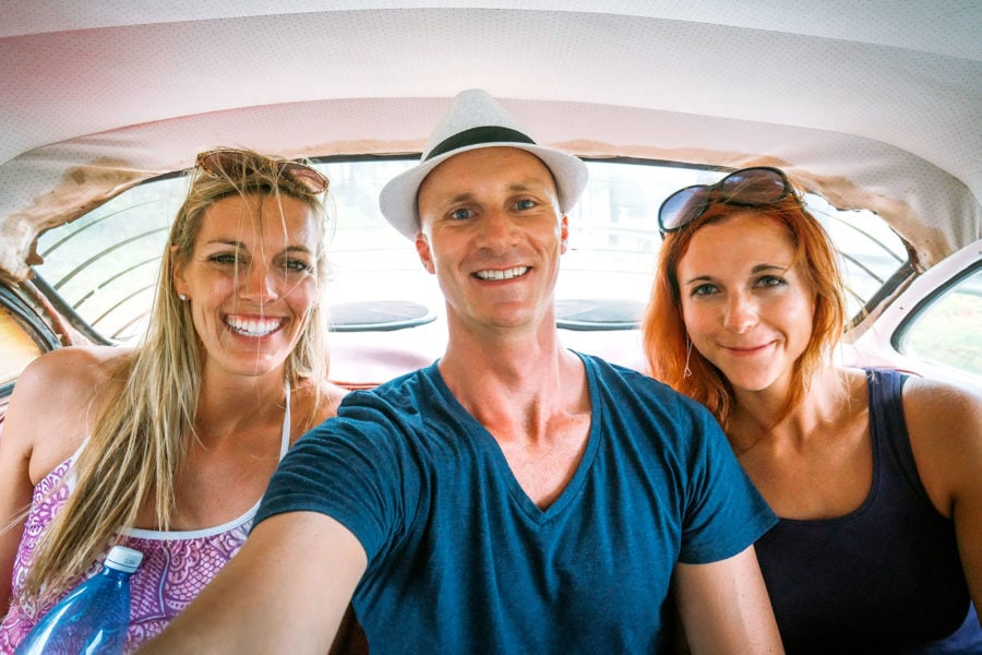 Safety for Women while Traveling
