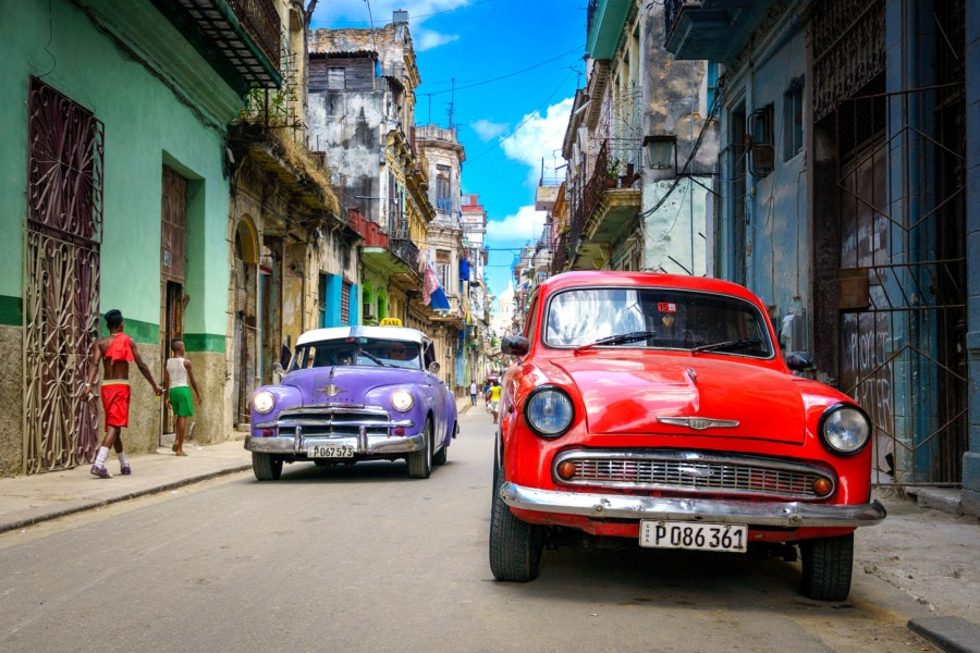 Travel to Cuba for Americans