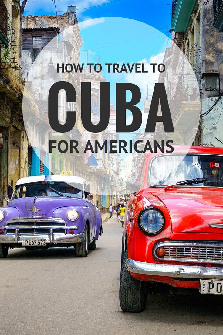 How to Travel to Cuba for Americans. More at ExpertVagabond.com
