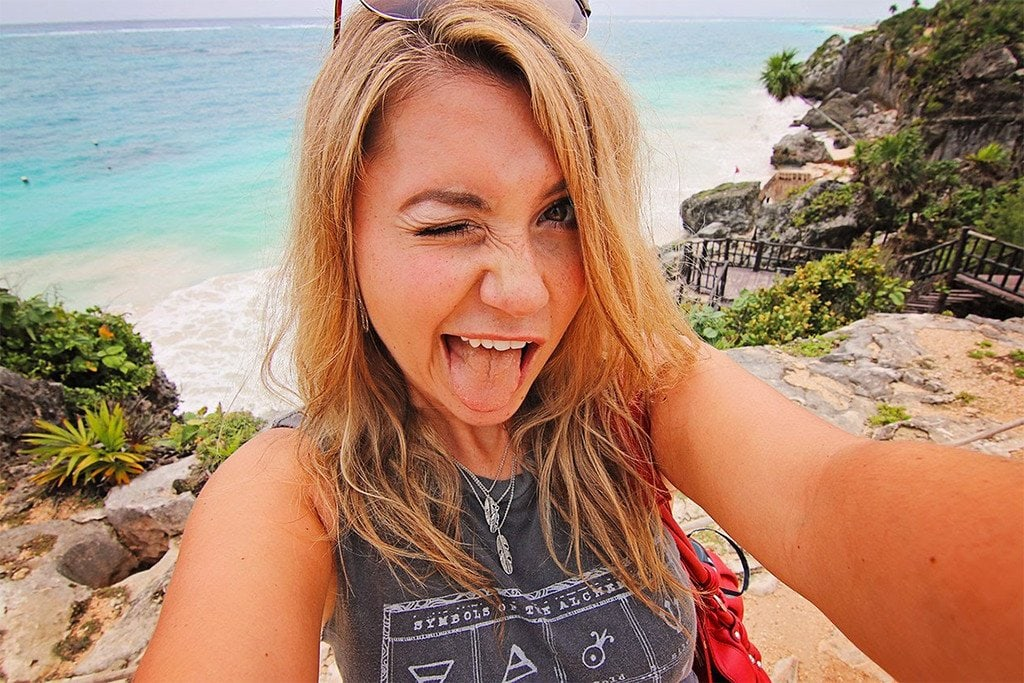 Working and traveling as a YouTuber
