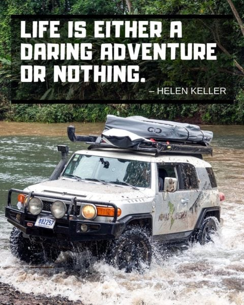 Great Travel Quote from Helen Keller