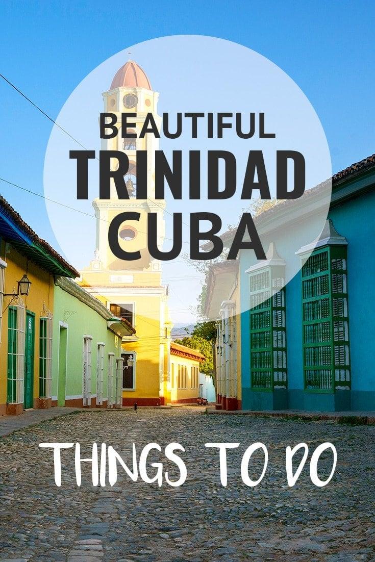 Things to do in Trinidad, Cuba. More at ExpertVagabond.com