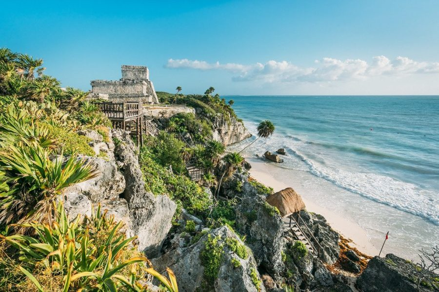 Beaches and Ruins at Tulum