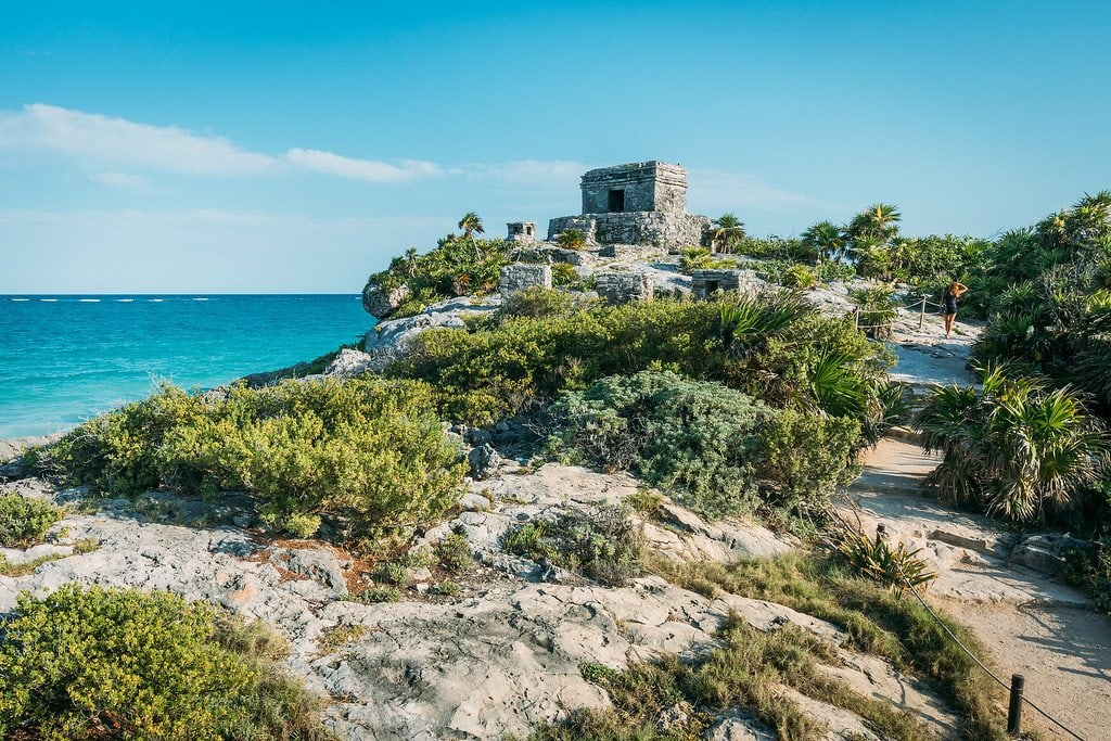 Temple of The Wind at Tulum