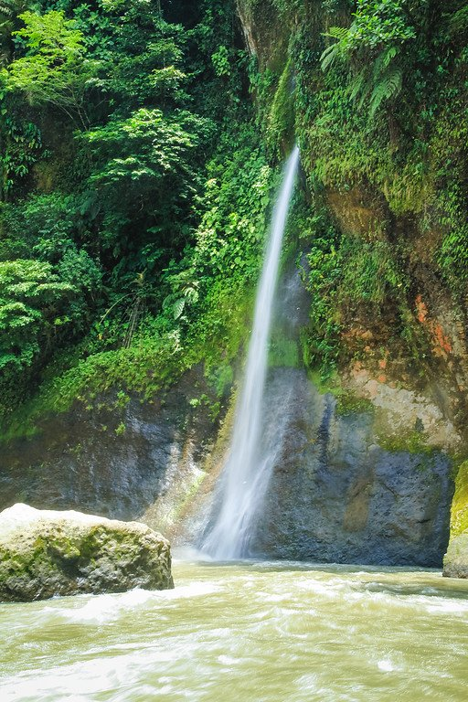 Pacuare Waterfall Turrialba Costa Rica