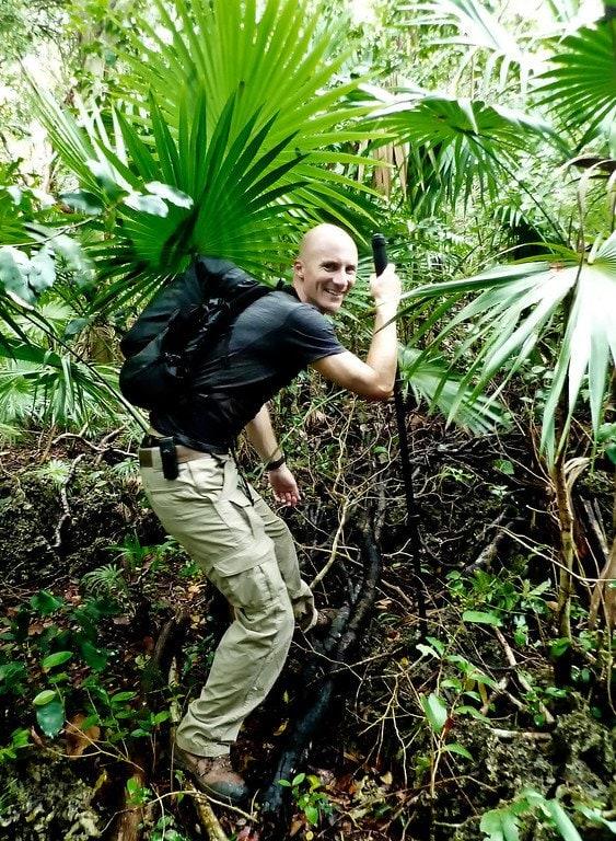 Utila Honduras Jungle Hike