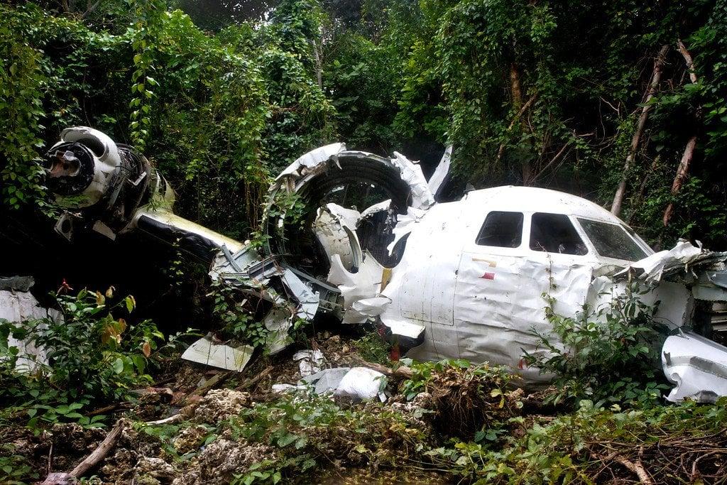 Utila Honduras Plane Crash
