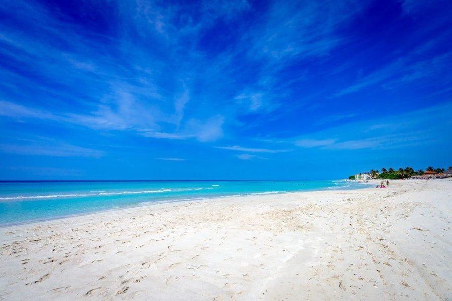 Varadero Cuba Coastline