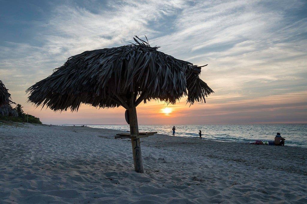 Ancon Beach near Trinidad
