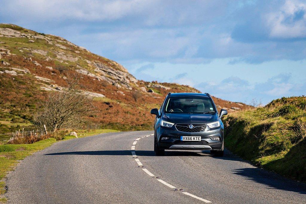 Driving Dartmoor National Park