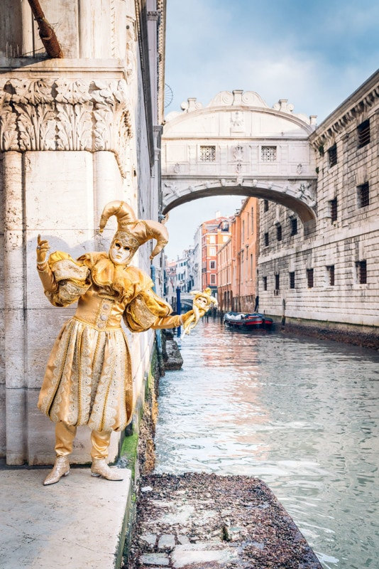 Venice Italy Highlights
