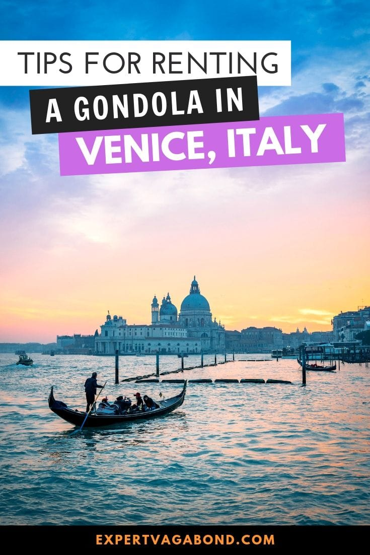 Are Venice gondola rides worth the price? Find out how to rent a gondola in Venice, Italy!