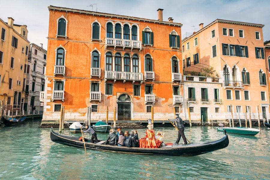 Venice Traghetto Ferry