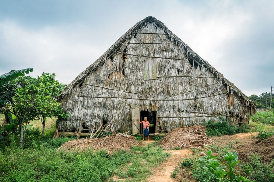 Tobacco Barn in Vinales