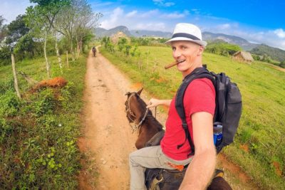Horseback Riding & Cuban Tobacco Farms In Viñales