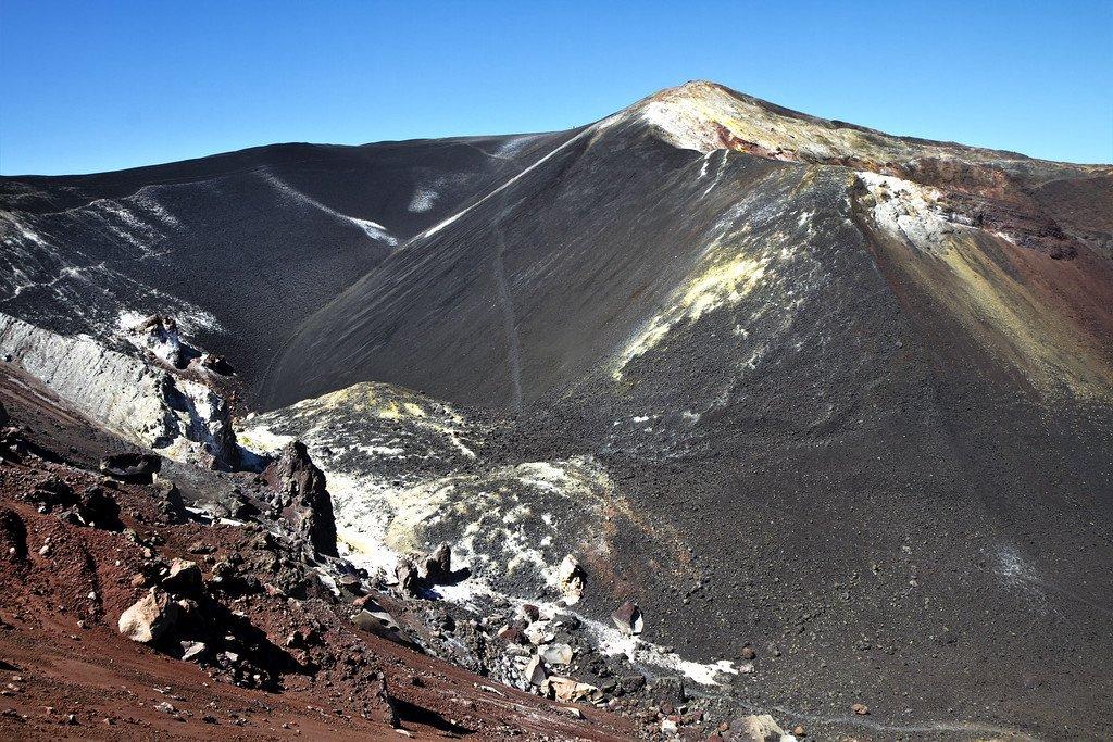 Cerro Negro Volcano Nicaragua