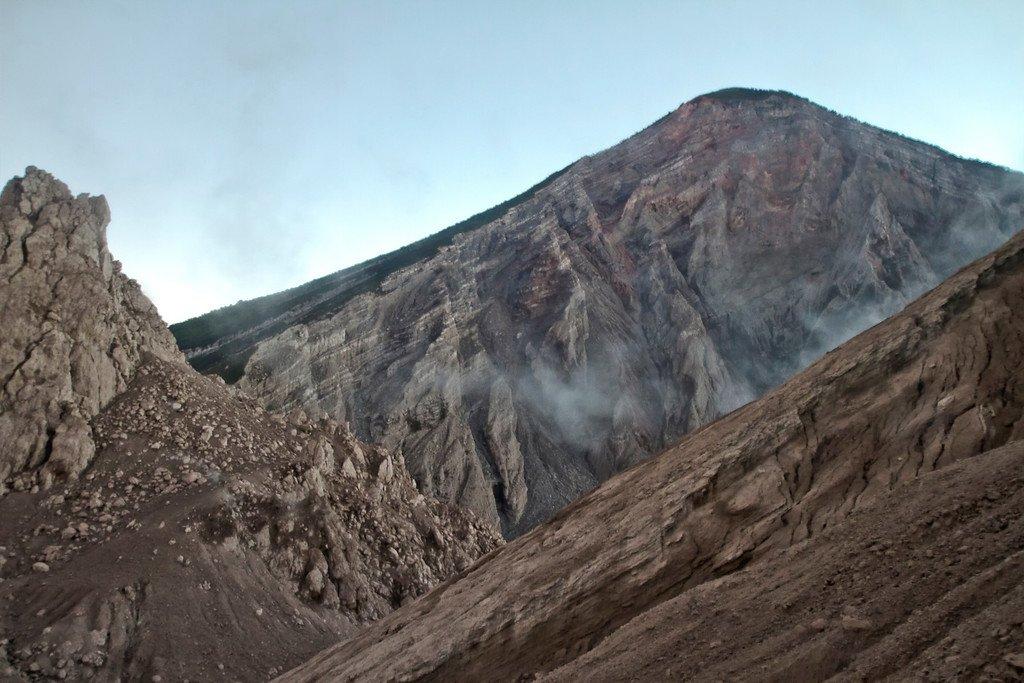 Volcano Santa Maria Guatemala