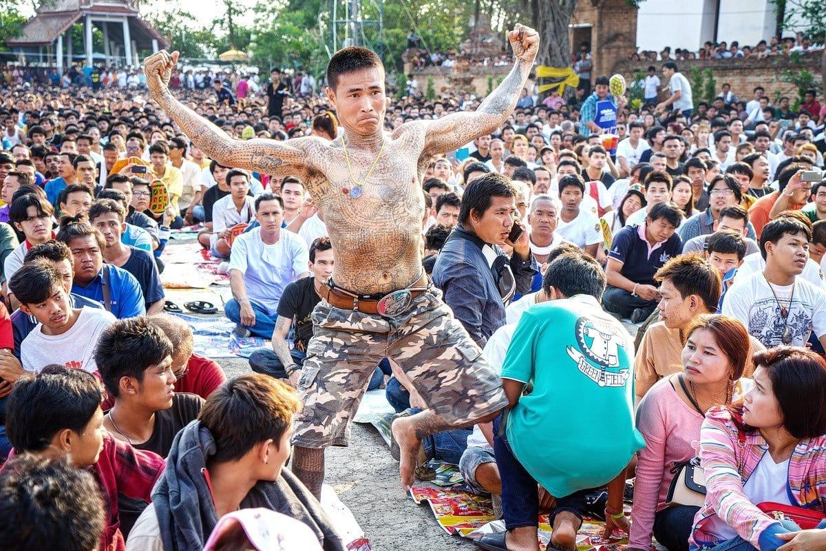 Sak Yants Thailand