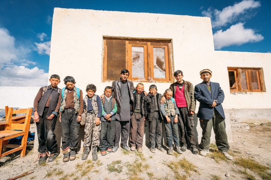 Kyrgyz School in Wakhan