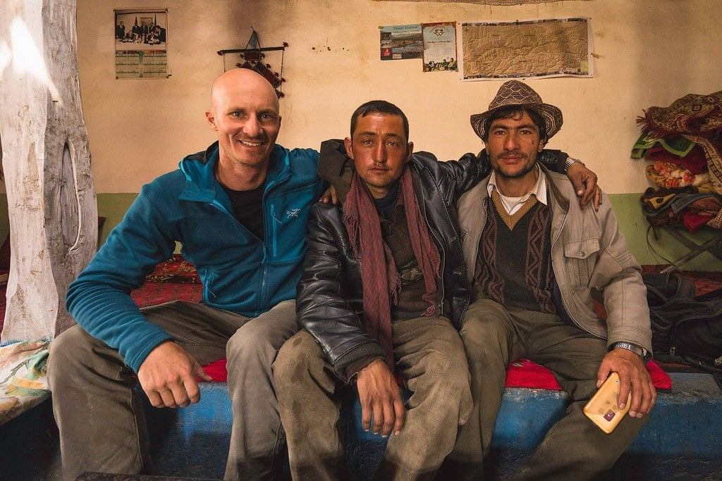 Wakhan Hiking Guides