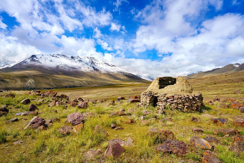 Wakhan Silk Road