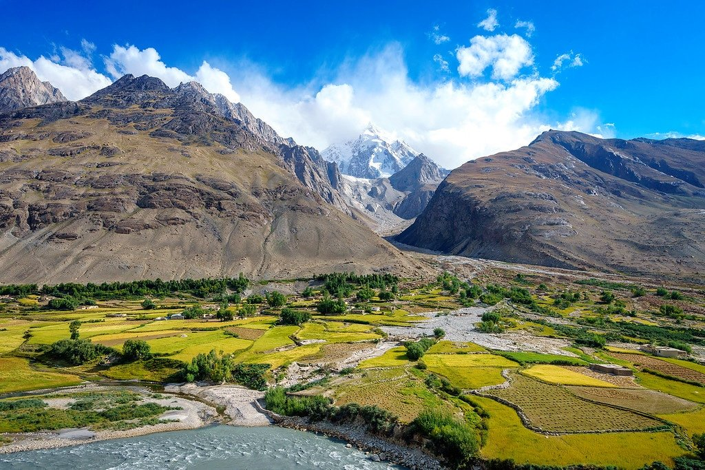 Afghanistan Hindu Kush