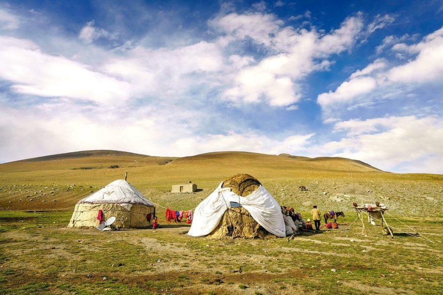 Kyrgyz Homes Afghanistan