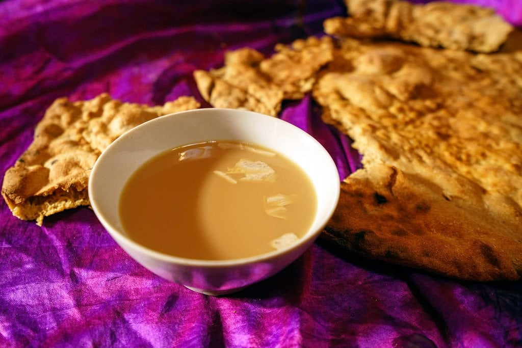 Afghan Milk Tea