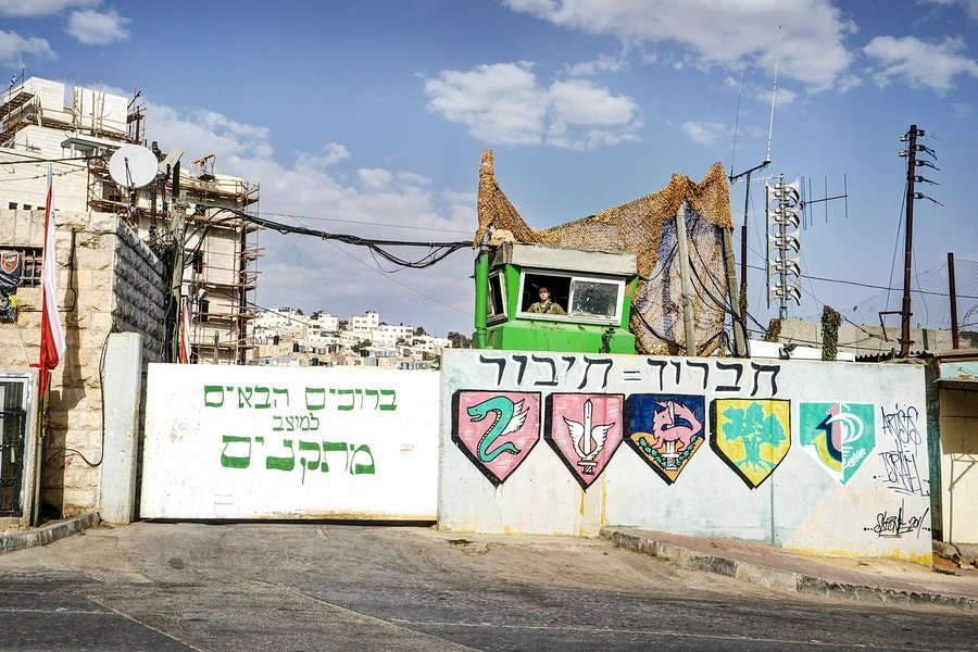 IDF Military Hebron