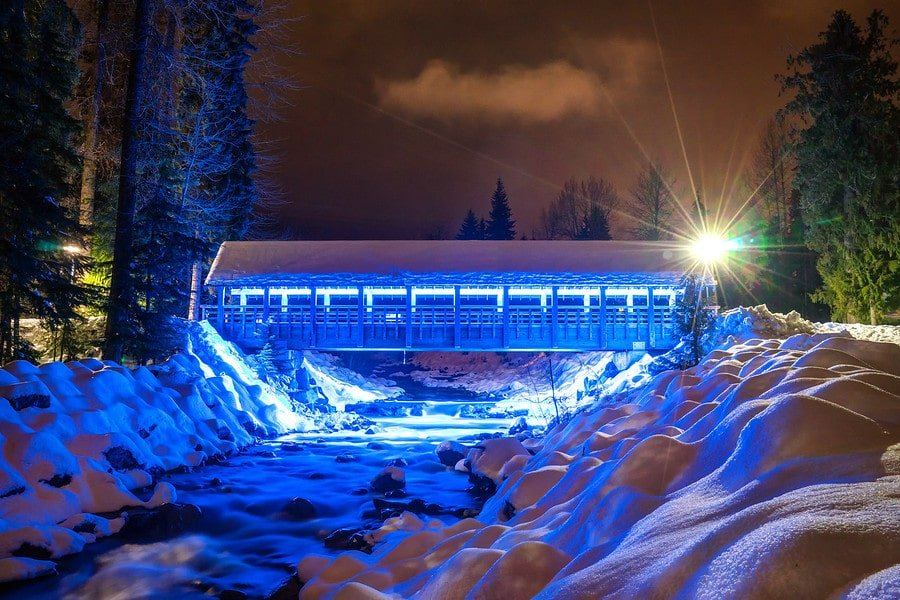 Covered Bridge Whistler
