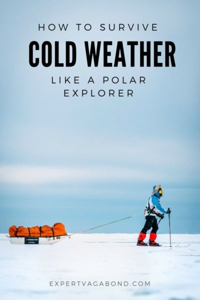 How to survive cold weather like a polar explorer #Cold #Polar #Layering