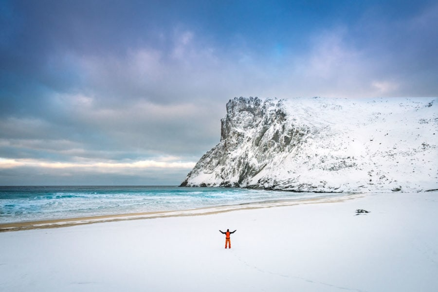 Getting Paid to Travel in Norway