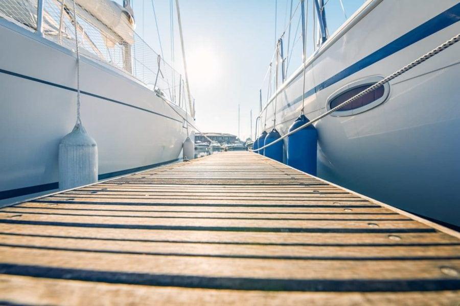 Yacht Day Work