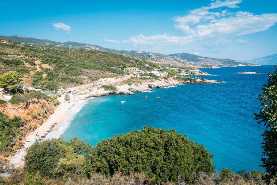 Zakynthos Island Road